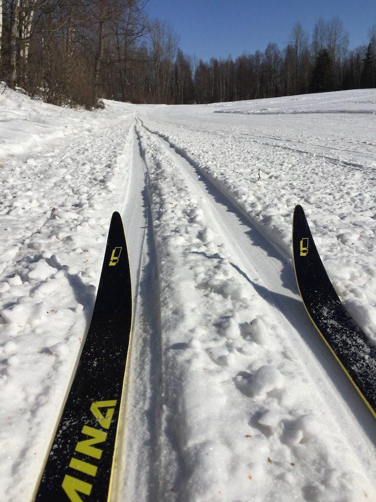 March_ski
