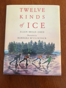 Ellen Bryan Obed Twelve Kinds of Ice Cover