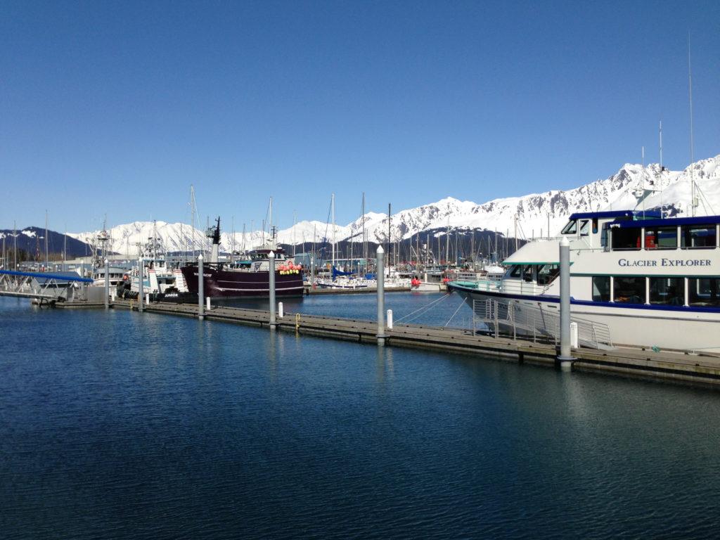 Seward Alaska Spring